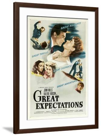 Great Expectations--Framed Poster