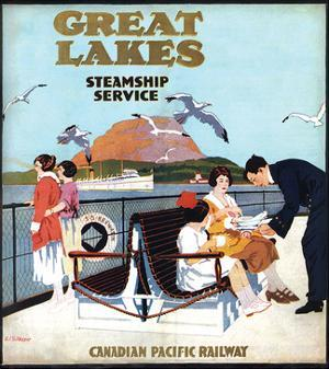 Great Lakes Steamship Service, Canadian Pacific Railway