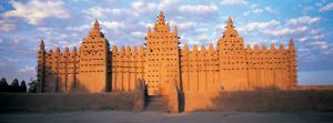 Great Mosque of Djenne, Mali, Africa