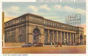 Great Northern Station, Minneapolis, Minnesota