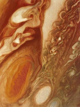 Great Red Spot on Jupiter, 1979