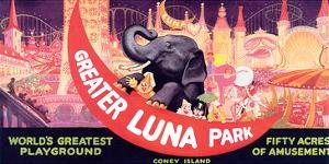 Greater Luna Park, The Worlds Greatest Playground