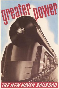 Greater Power, New Haven Railroad