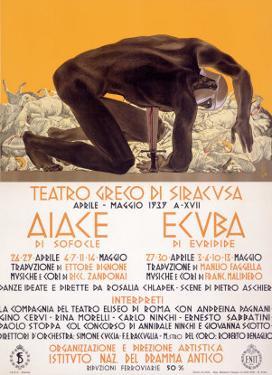 Greek Drama Siracusa Theater