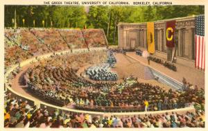 Greek Theatre, University of California, Berkeley
