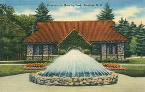Greeley Park, Nashua, New Hampshire