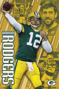 GREEN BAY PACKERS - A RODGERS 17
