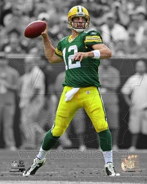 Green Bay Packers - Aaron Rodgers Photo