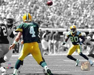 Green Bay Packers - Brett Favre, Donald Driver Photo