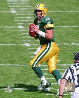 Green Bay Packers - Brett Favre Photo