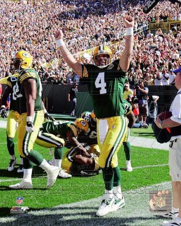 Green Bay Packers - Brett Favre Photo
