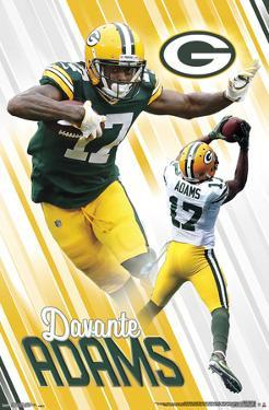 GREEN BAY PACKERS - D ADAMS 18