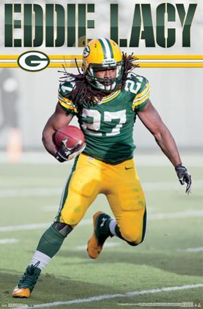 Green Bay Packers - E Lacy 14