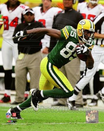 Green Bay Packers - Greg Jennings Photo