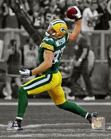 Green Bay Packers - Jordy Nelson Photo
