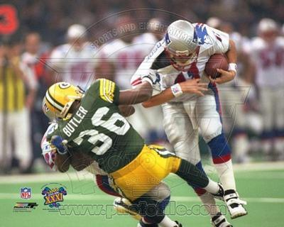 Green Bay Packers - Leroy Butler Photo