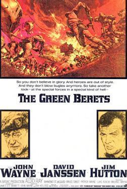 Green Berets, 1968