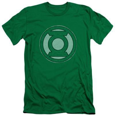 Green Lantern - Hand Me Down (slim fit)
