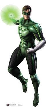 Green Lantern - Injustice DC Comics Game Lifesize Cardboard Cutout