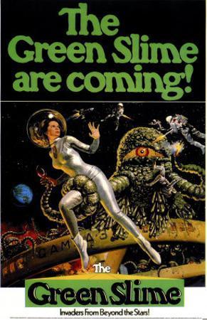 Green Slime, 1969