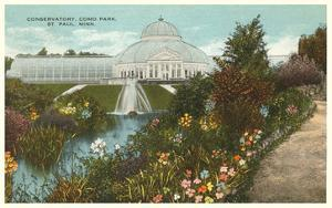 Greenhouse, St. Paul, Minnesota