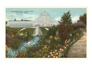 Greenhouse, St. Paul, Minnesota