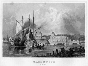 Greenwich, London, 19th Century