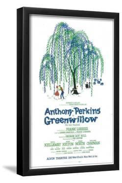 Greenwillow - Broadway Poster , 1960