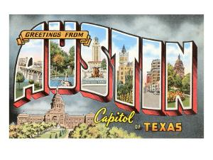Greetings from Austin, Texas