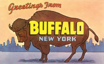 Greetings from Buffalo
