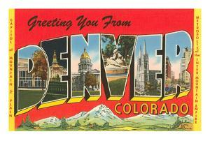 Greetings from Denver, Colorado