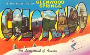 Greetings from Glenwood Springs, Colorado