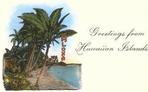 Greetings from Hawaiian Islands