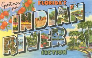 Greetings from Indian River, Florida