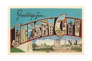 Greetings from Jersey City, New Jersey