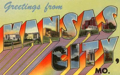Greetings from Kansas City, Missouri