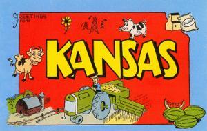 Greetings from Kansas