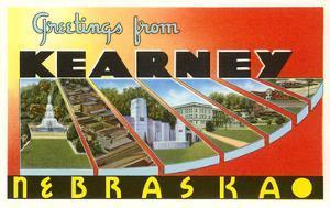 Greetings from Kearney, Nebraska