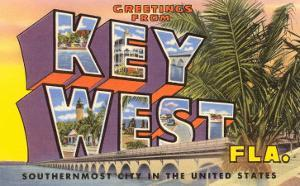 Greetings from Key West, Florida
