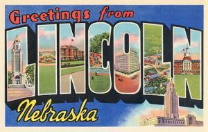 Greetings from Lincoln, Nebraska