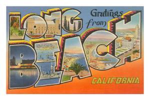 Greetings from Long Beach, California