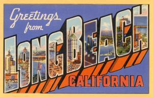 Greetings from Long Beach, Long Beach, California