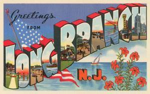 Greetings from Long Branch, New Jersey