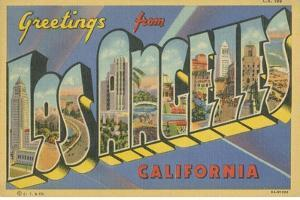 Greetings from Los Angeles