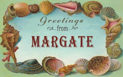 Greetings from Margate, New Jersey