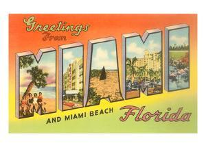 Greetings from Miami, Florida