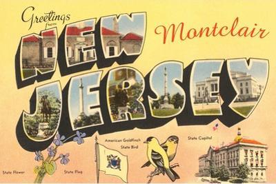 Greetings from Montclair