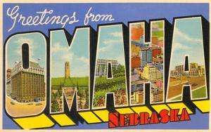 Greetings from Omaha, Nebraska