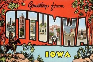 Greetings from Ottumwa, Iowa