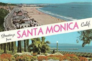 Greetings from Santa Monica, California